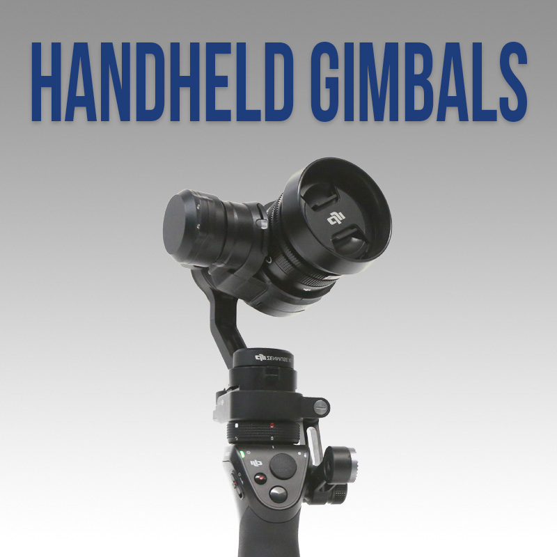 Deck Hand Handheld Gimbals Los Angeles