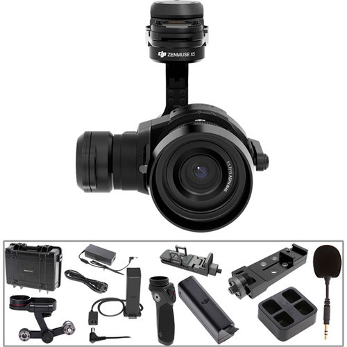 DJI Osmo Pro Kit for rent in Los Angles area - Deck Hand.