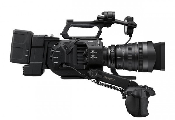 Sony FS7 4K Camera for rent