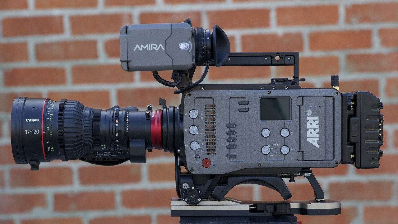 Canon 17-120 T2.9-3.9 PL Zoom Lens