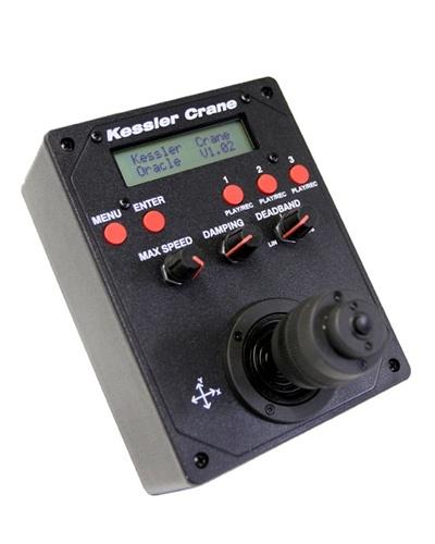 Kessler Motorized Revolution Pan and Tilt Controller