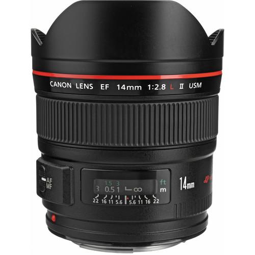 Canon EF 14mm Lens