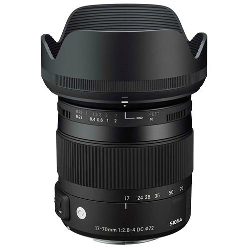 Sigma EF 17-70mm