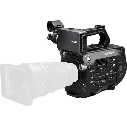 Sony FS7 4K Camera Rental without lens
