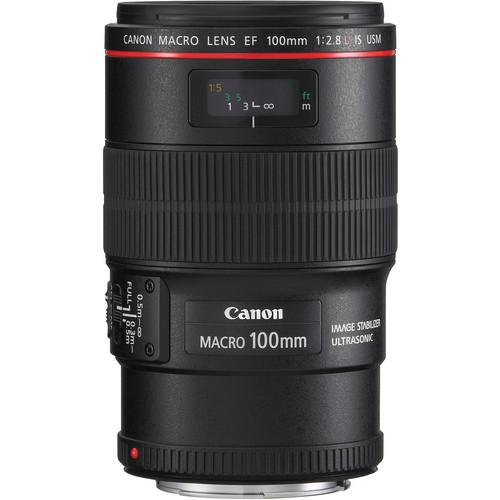 Canon Macro EF 100mm