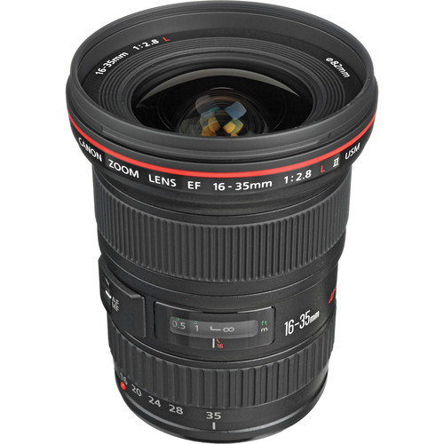 Canon 16-35mm f/2.8 II Zoom Lens