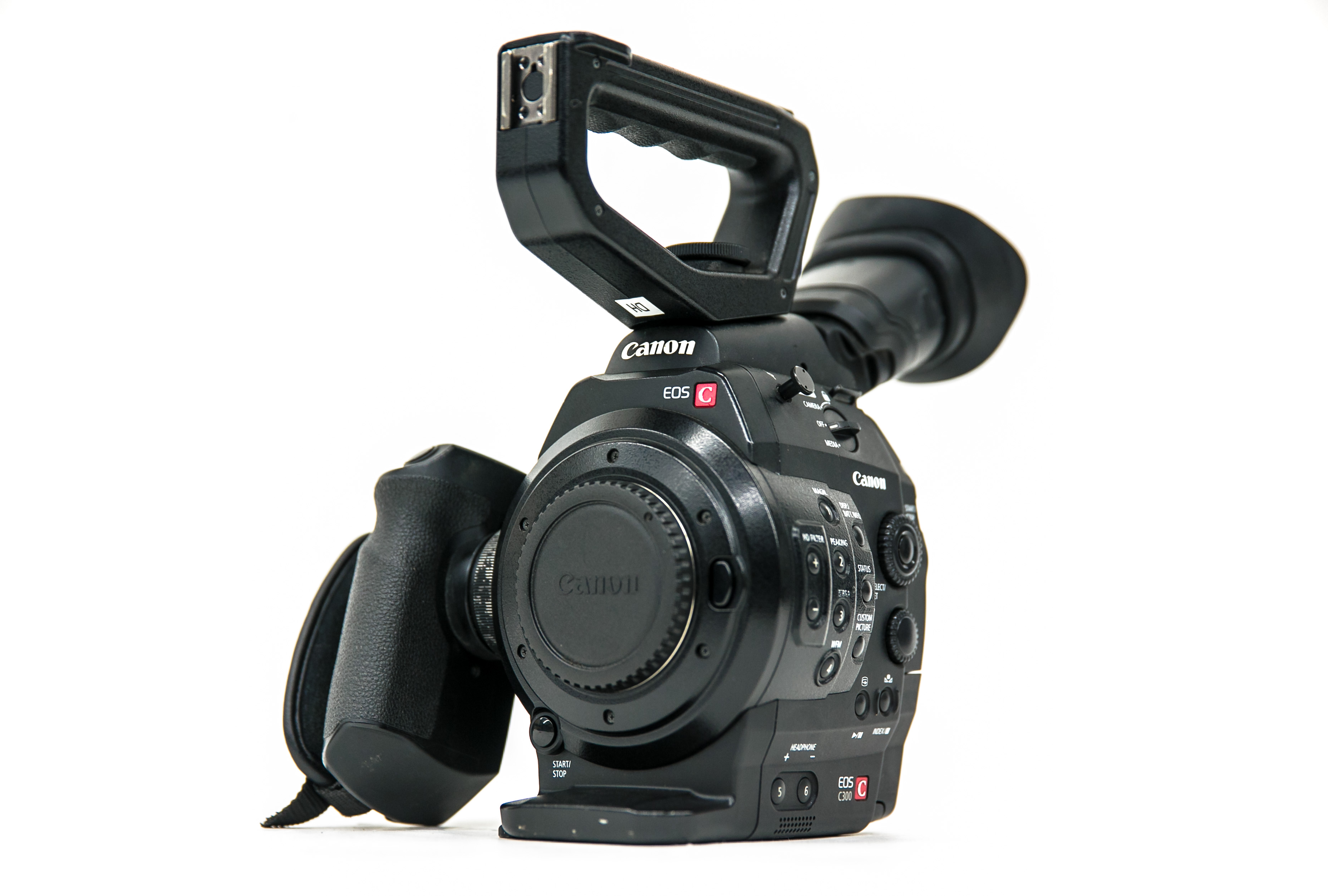 Canon C300 EF Camera Rentals in Los Angeles, Glendale, Burbank