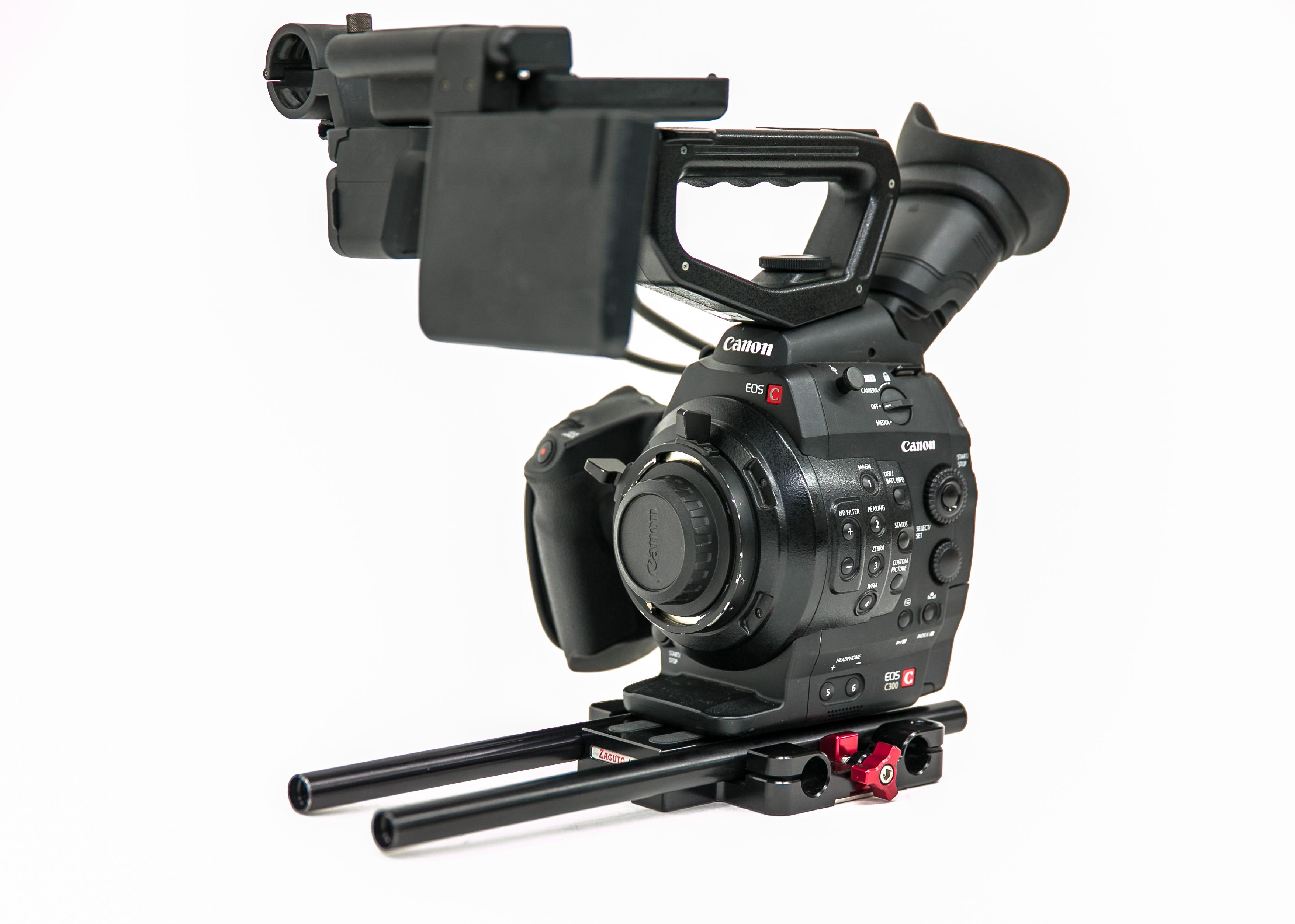 Canon C300 PL 1.2