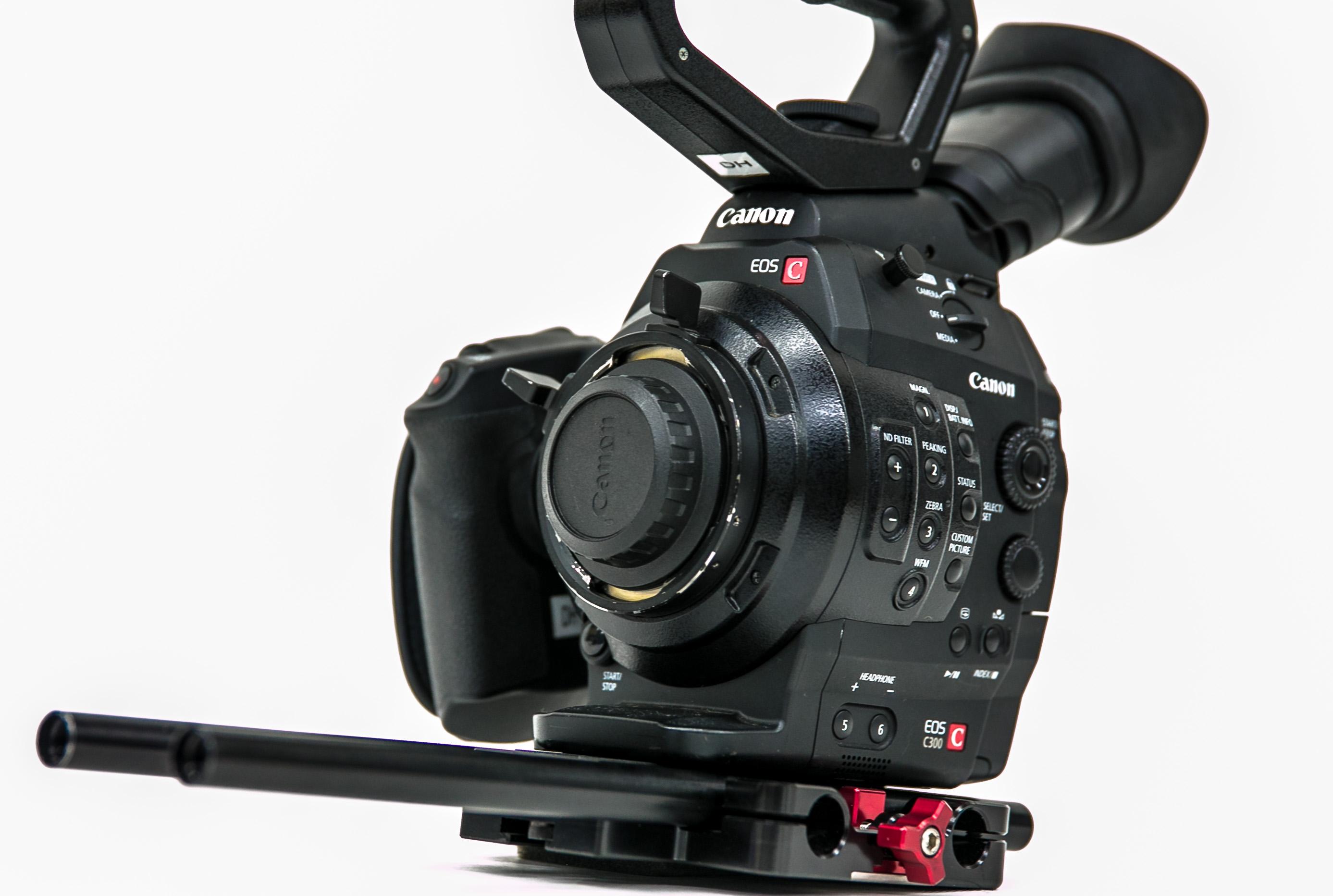 Canon C300 PL 1.4