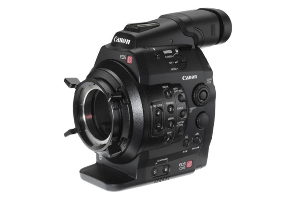 Canon C300 PL Camera for rent
