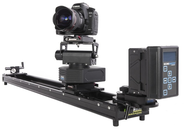 Kessler Second Shooter Cineslider Motorized Camera Slider