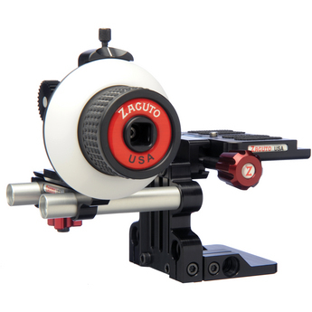 Zacuto Single Action Follow Focus