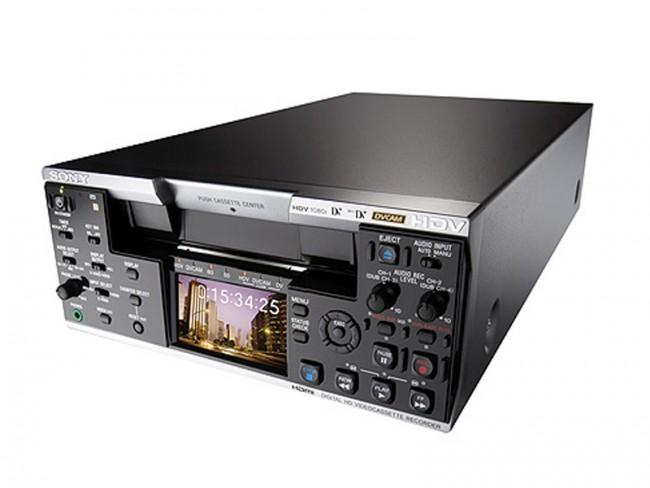 Sony HVR-M25U HDV Deck