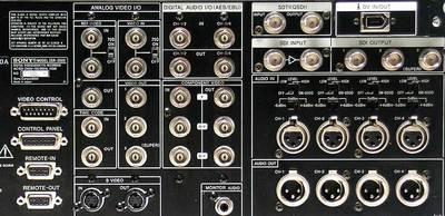 Sony DSR-2000 DVCAM / DV Deck