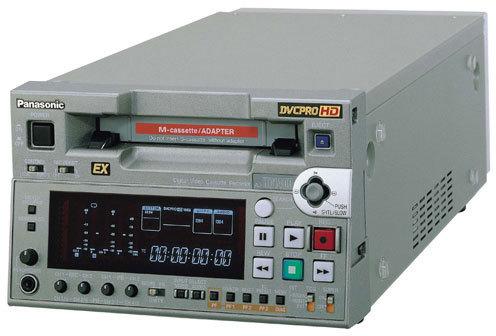 Panasonic AJ-HD 1400 DVCPro HD VTR