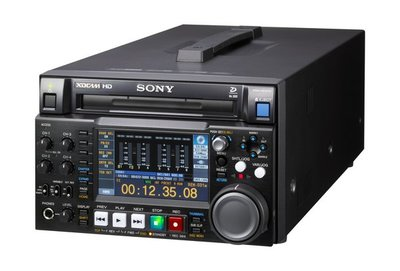 Sony PDW-HD 1500 XDCAM HD Deck