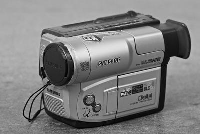 Samsung SC-L901 Hi8 Camera