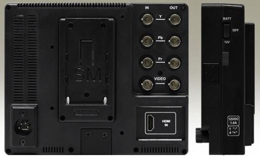 """Marshall 7"""" LCD Monitor"""