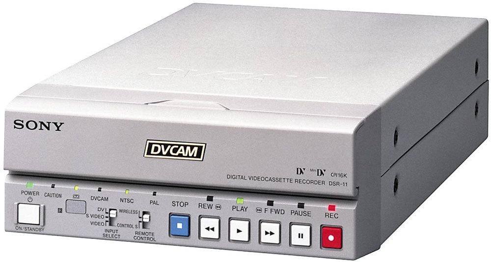 Sony DSR-11 Compact DVCAM/DV VTR