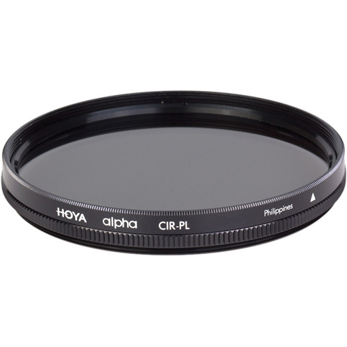 Hoya 62MM alpha Circular Polarizer
