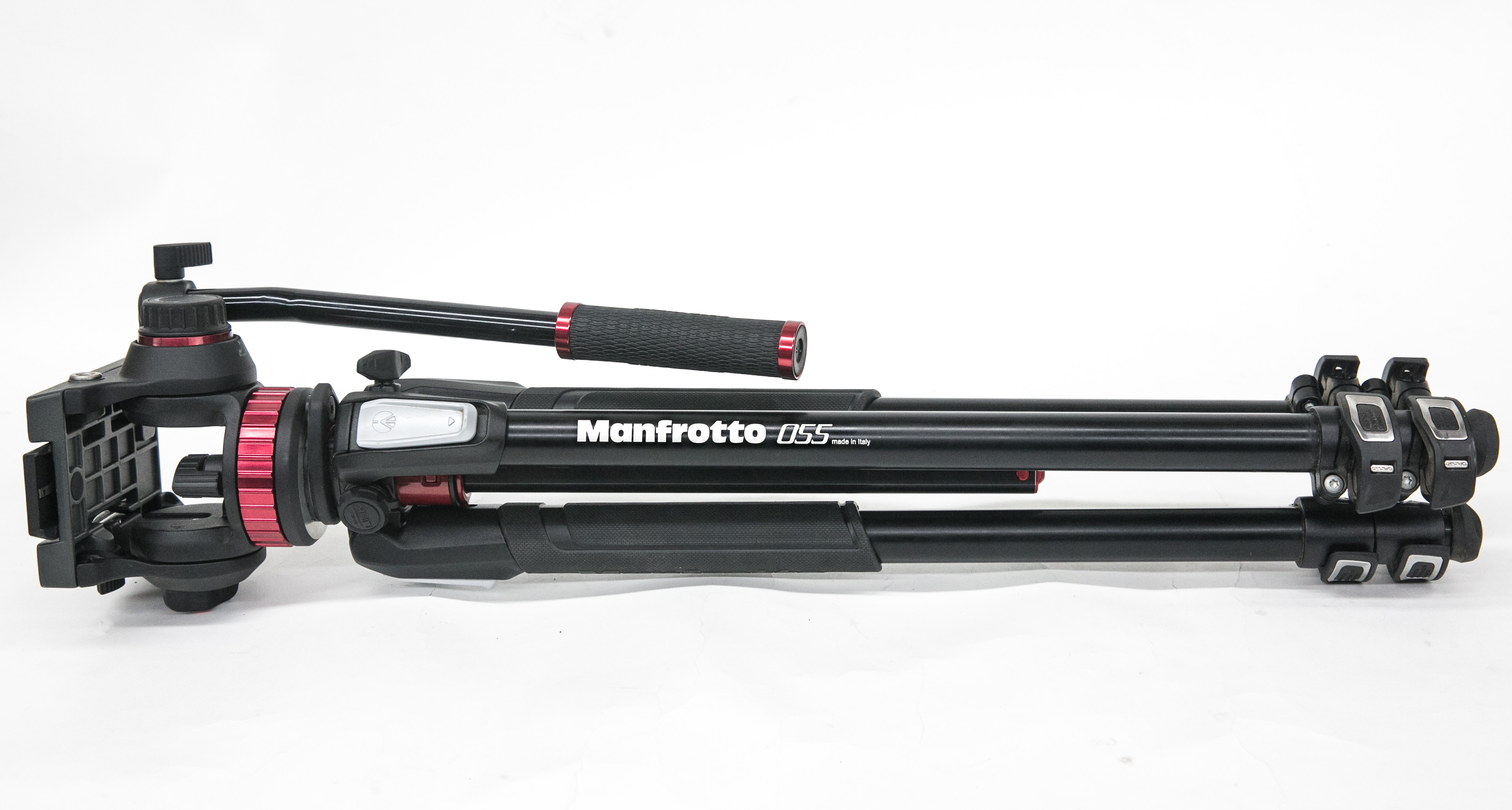 Manfrotto 502AH Tripod