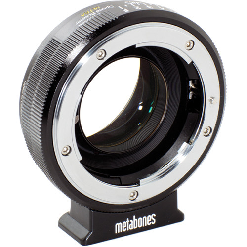 Metabones Nikon F to Sony E-Mount Adapter