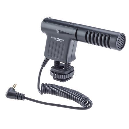 Hammer & Anvil MK-SLR100 Directional Condenser Mic