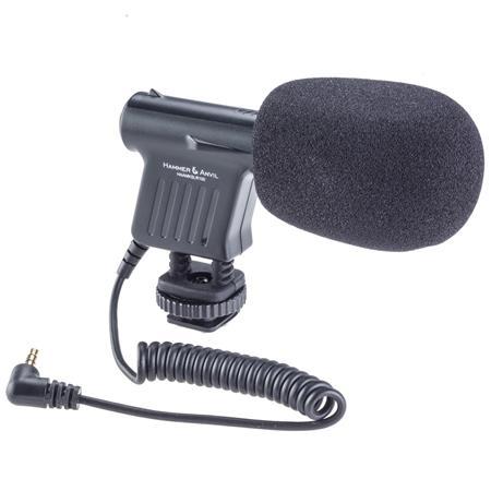 Hammer & Anvil MK-SLR100 Directional Condenser MicHammer & Anvil MK-SLR100 Directional Condenser Mic