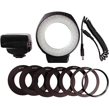 DLC LED Ring Light