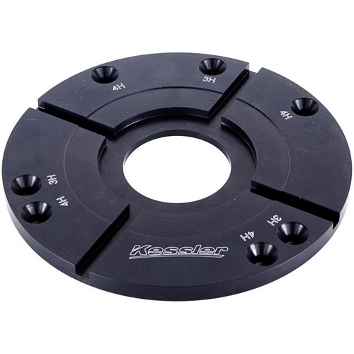 Kessler Mitchell Adapter Plate for Shuttle Dolly