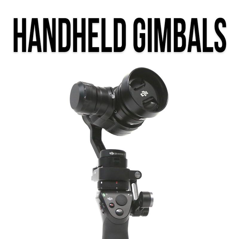Deck Hand Handheld Gimbals Los Angeles