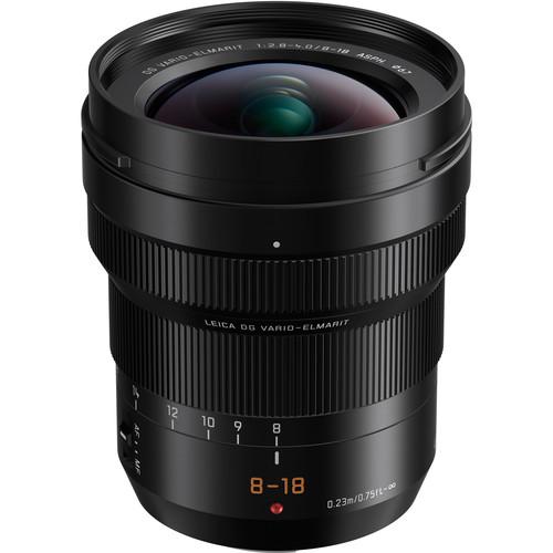 Panasonic Leica DG 8-18mm f/2.8-4 ASPH. Lens (MFT)