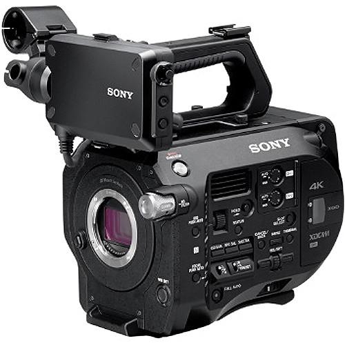 Sony FS7 4K Camera
