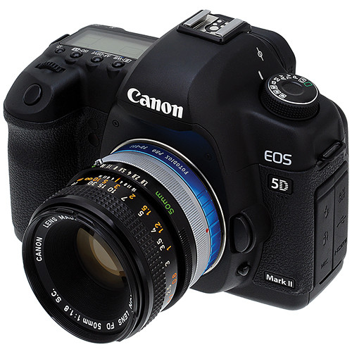Fotodiox Canon FD to EF-Mount Adapter