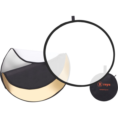"Raya 5-in-1 Collapsible Reflector Disc (42"")"