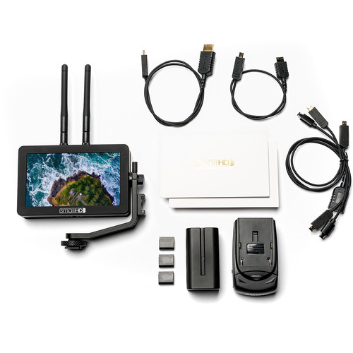 "SmallHD FOCUS Bolt 500 TX 5"" Wireless Monitor"