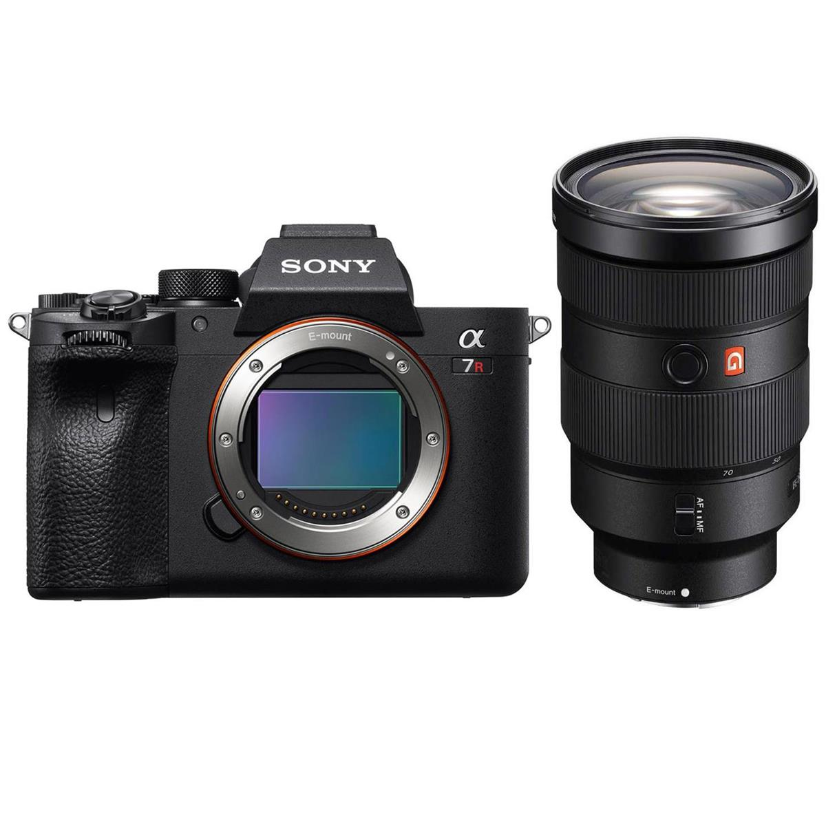 Sony a7R IV Camera & Lens Package