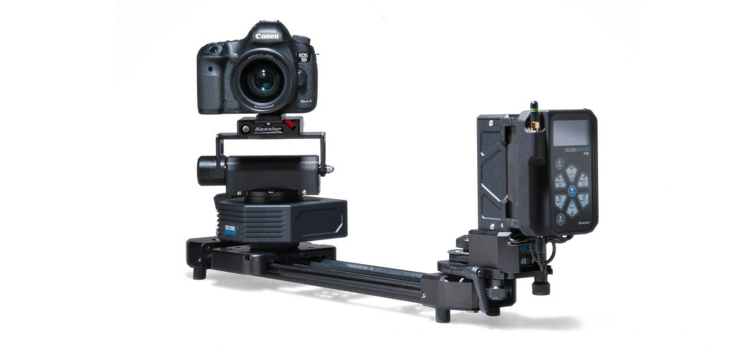 Kessler Second Shooter Pro CineSlider Kit