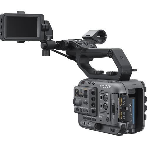 Sony FX6 Full-Frame Cinema Camera