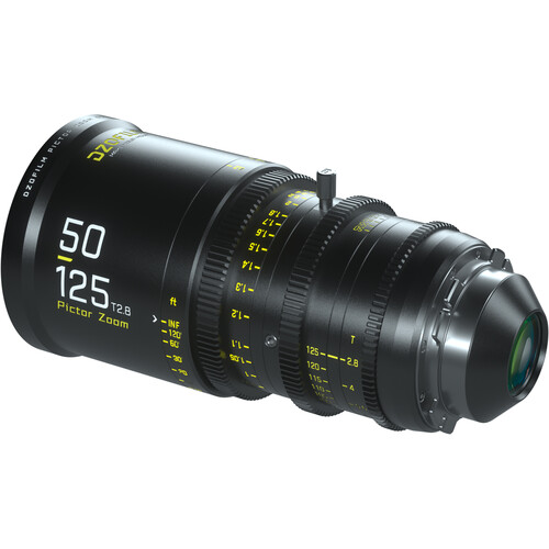 DZO Fim Pictor 50-125mm T2.8 Cine Zoom Lens