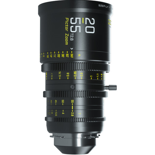DZOFilm Pictor 20-55mm T2.8 Zoom Lens