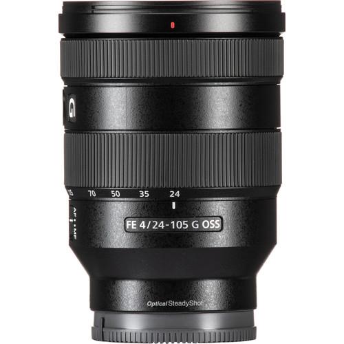 Sony 24-105mm f/4 G OSS Lens